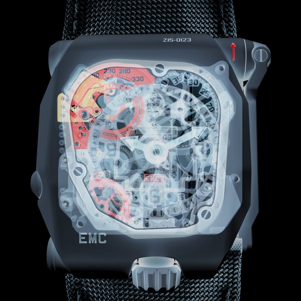 Swiss timepieces Chronometry watch EMC