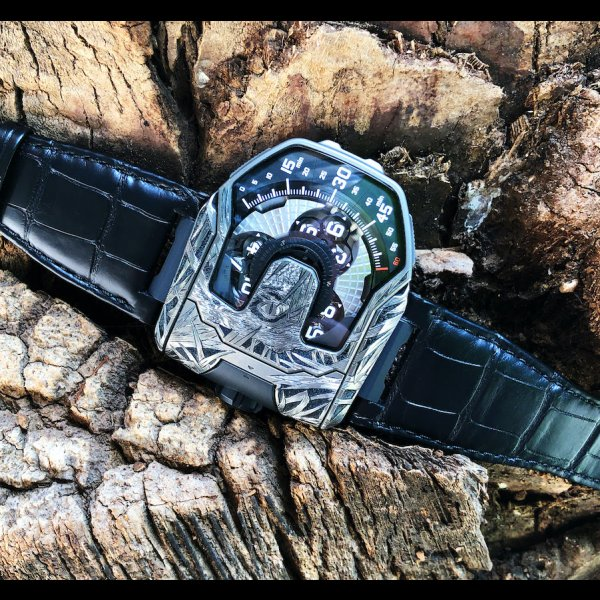 URWERK UR-T8 Raptor, Special Project watch
