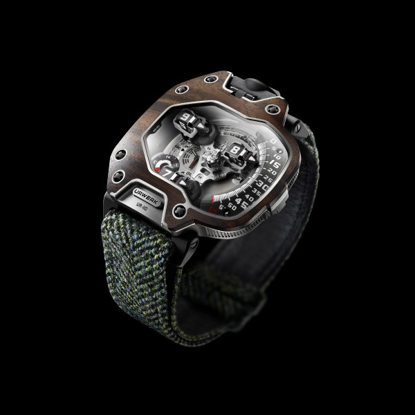 Swiss timepieces Satellite watch UR-110