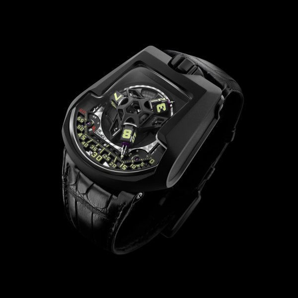 Swiss timepieces Satellite watch UR-203