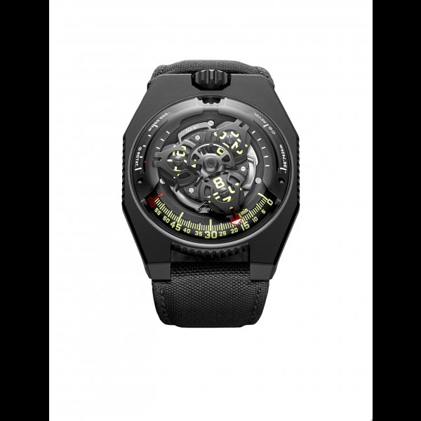 Swiss timepieces Satellite watch UR-100