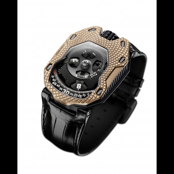 Swiss timepieces Satellite watch UR-105