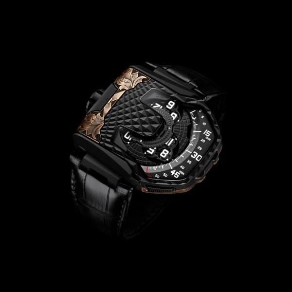 Swiss timepieces Special-project watch UR-T8 Arts