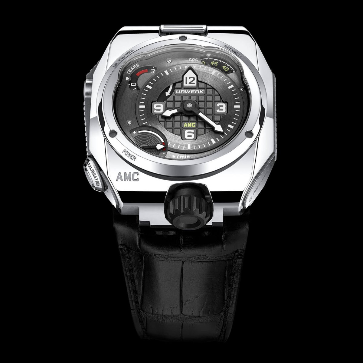 Swiss timepieces Chronometry watch AMC