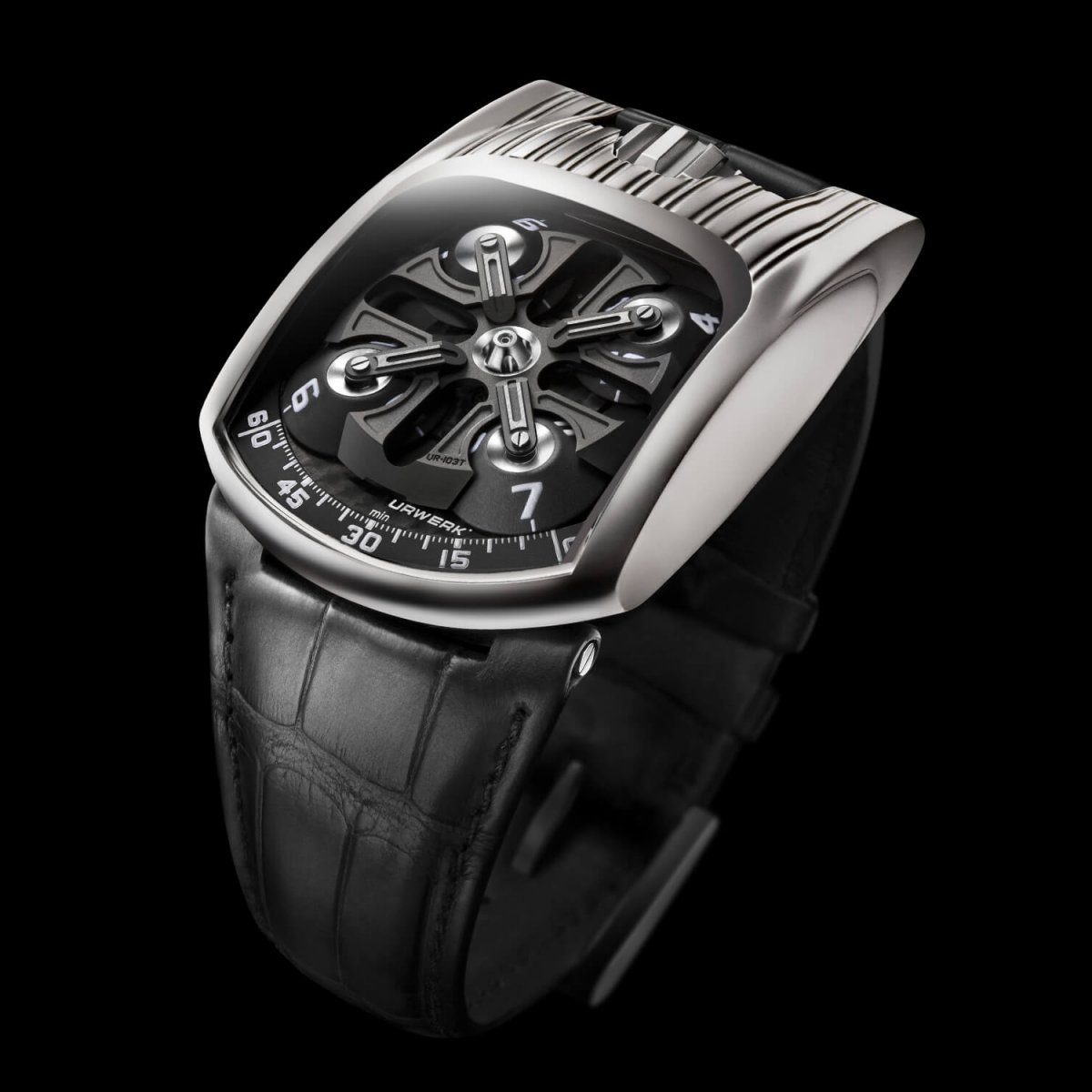 Swiss timepieces Satellite watch UR-103