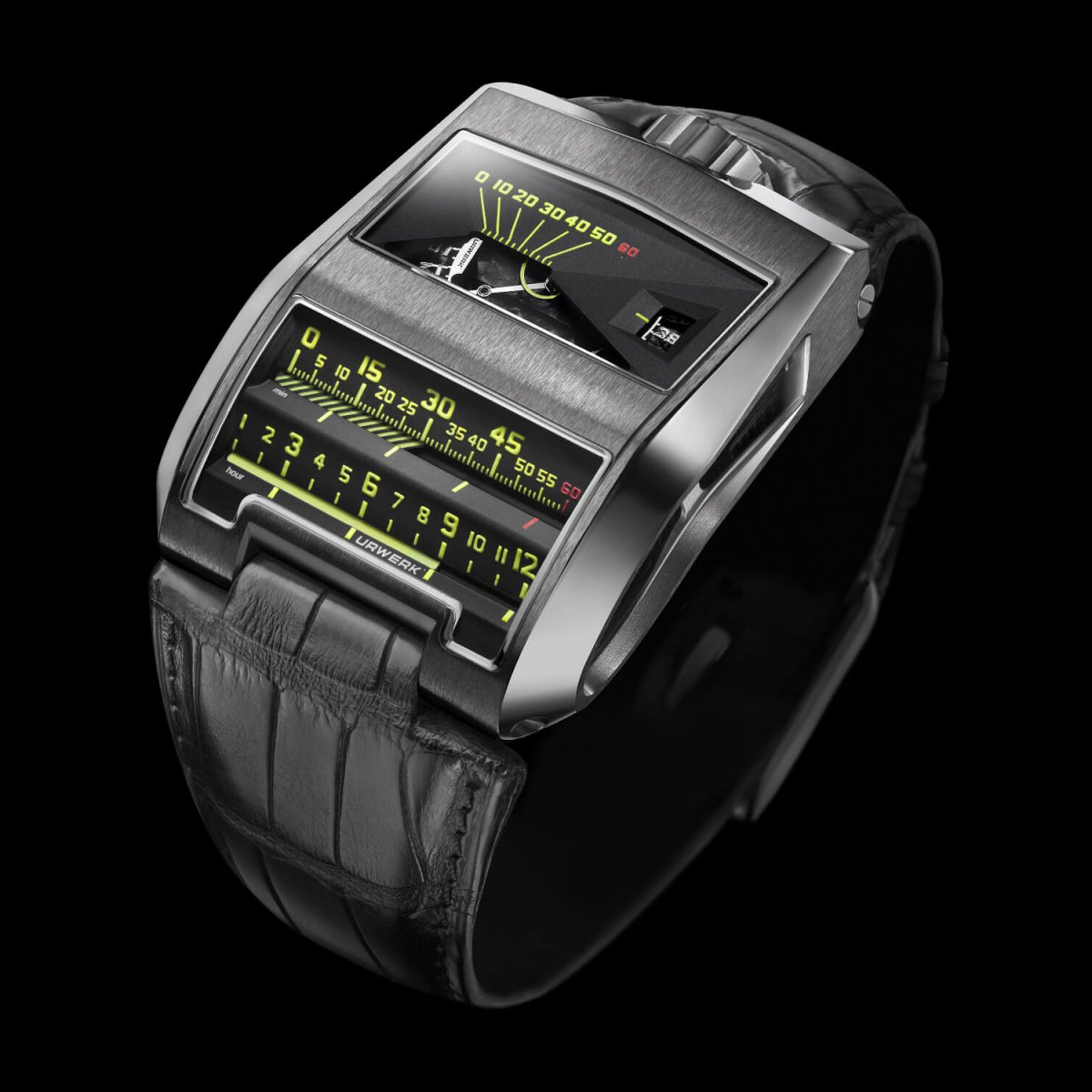 Swiss timepieces special-project watch UR-CC1